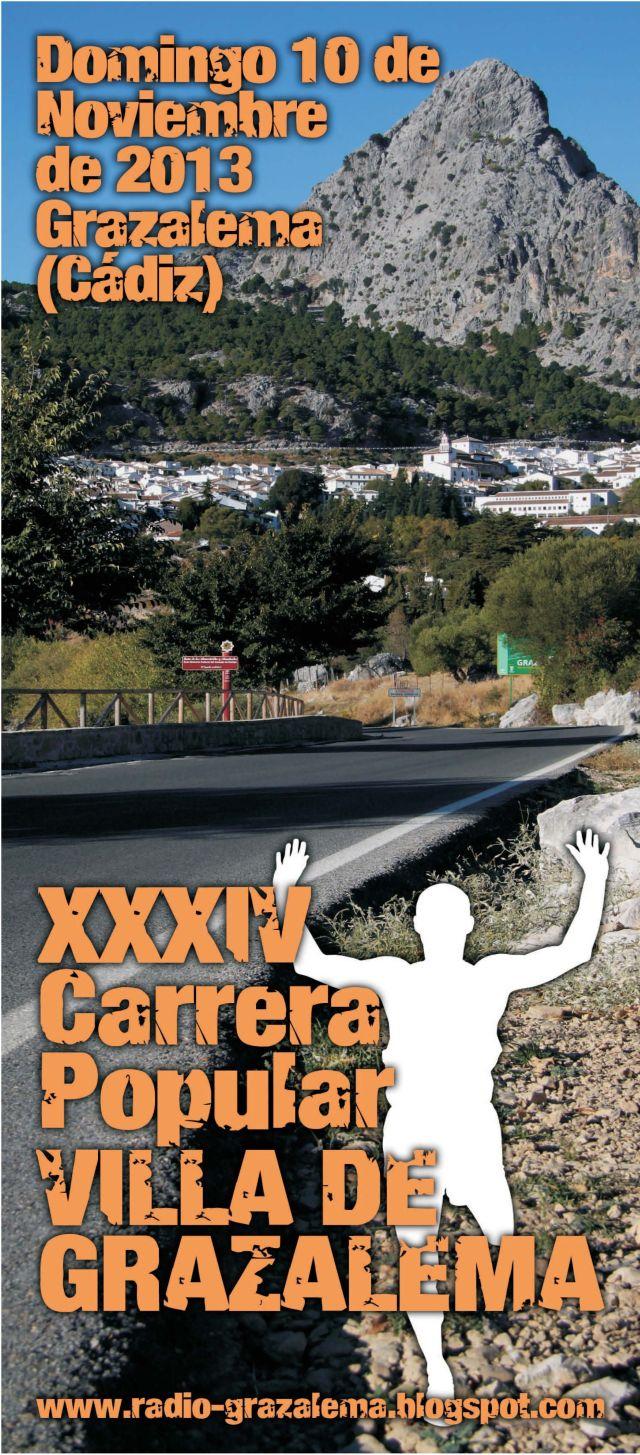 XXXIV carrera popular villa de grazalema