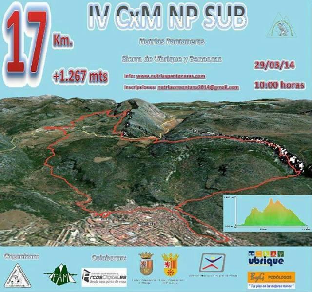 CxM Sierra de Ubrique y Benaocaz | rendimientofisico10.com