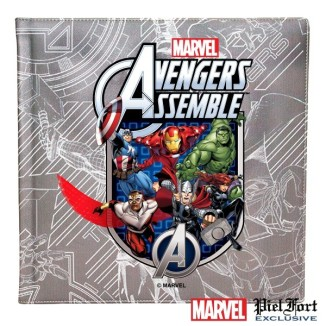 álbum de fotos Marvel Avengers de Pielfort   rendimientofisico10.com