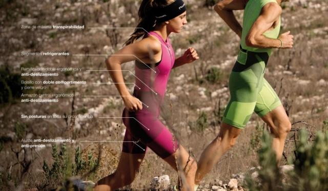 Mono trailrunning trail pro de lurbel | rendimientofisico10.com