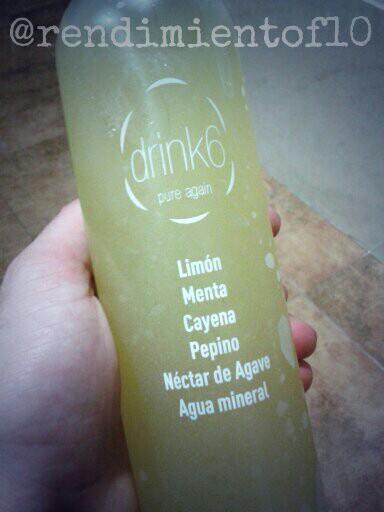 plan detox drink6 | rendimientofisico10.com
