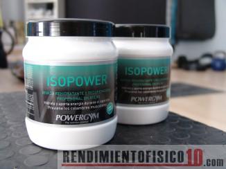 isopower de powergym | rendimientofisico10.com
