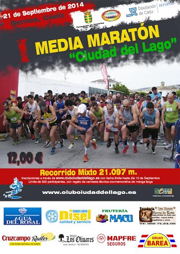 I Medio maratón de bornos | rendimientofisico10.com