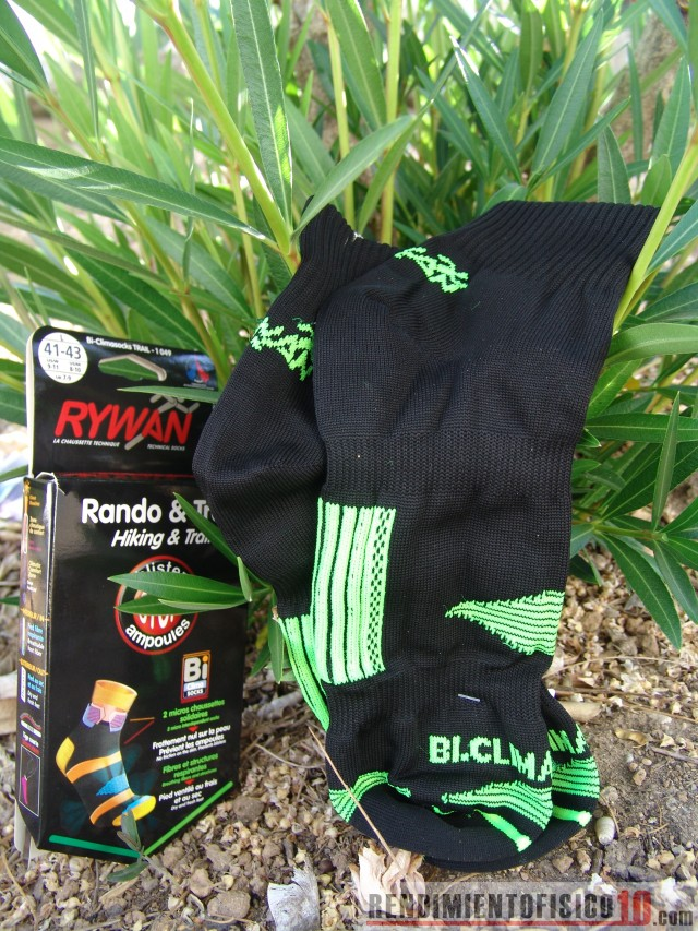 Rywan Bi-Climasock Trail Anti-Ampollas review