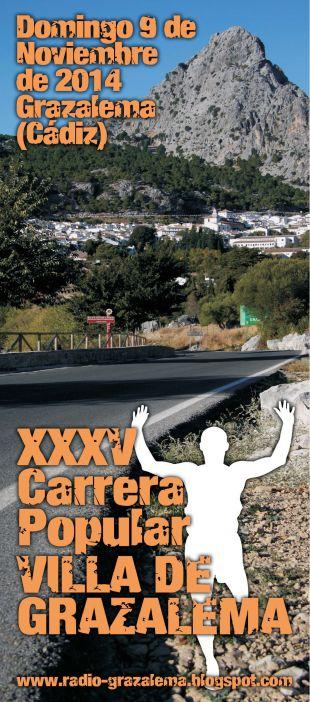 Carrera Grazalema 2014 | rendimientofisico10.com