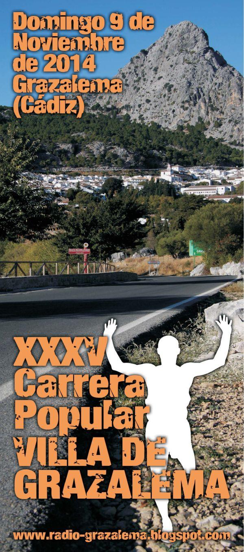 XXXV Carrera Popular Villa de Grazalema | rendimientofisico10.com