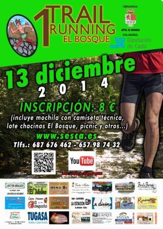 Trail Running El Bosque | rendimientofisico10.com