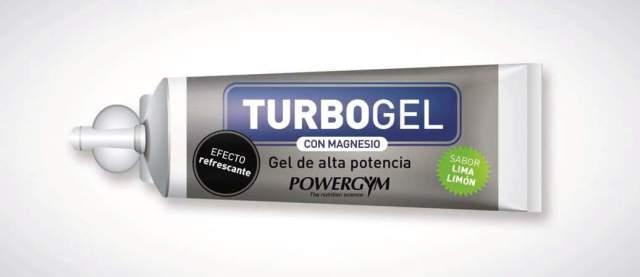 TurboGel de Powergym | rendimientofisico10.com
