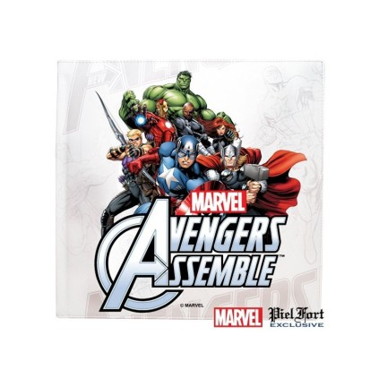 álbum de fotos marvel pielfort