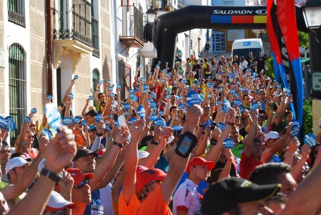 Calendario carreras Andalucía Junio
