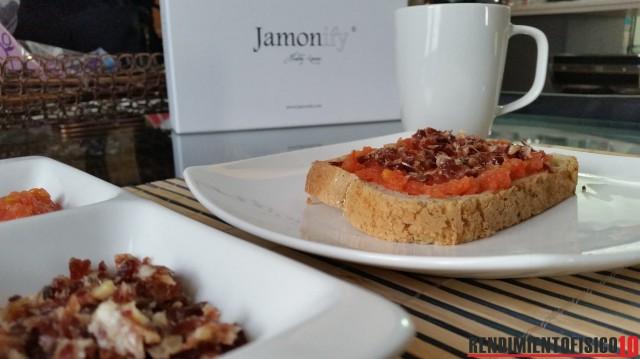 Jamón Ibérico de Bellota Jamonify