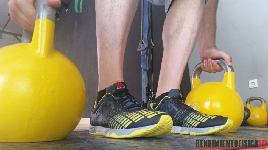 Rebook CrossFit Sprint TR | rendimientofisico10.com