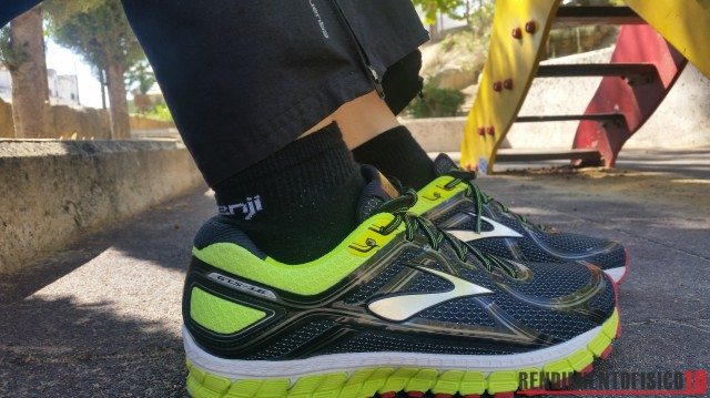 Brooks Adrenaline GTS 16 review