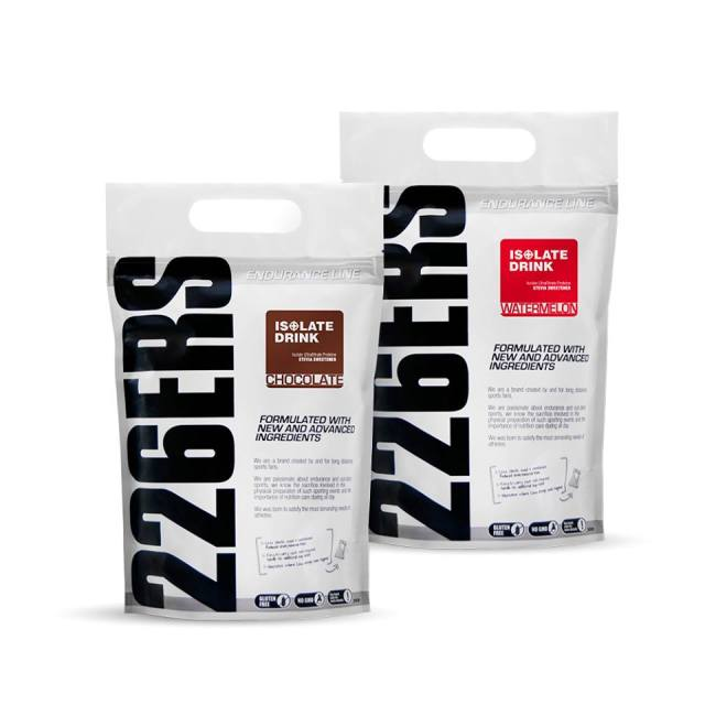 isolate drink 226ers