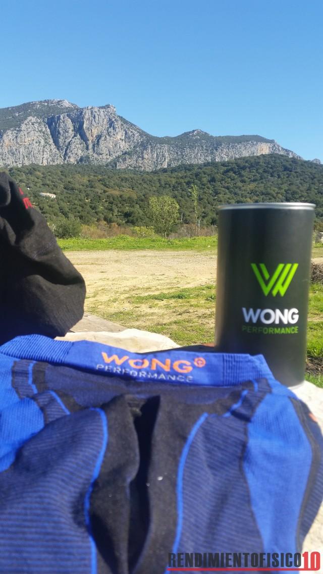 malla compresión Wong Plus