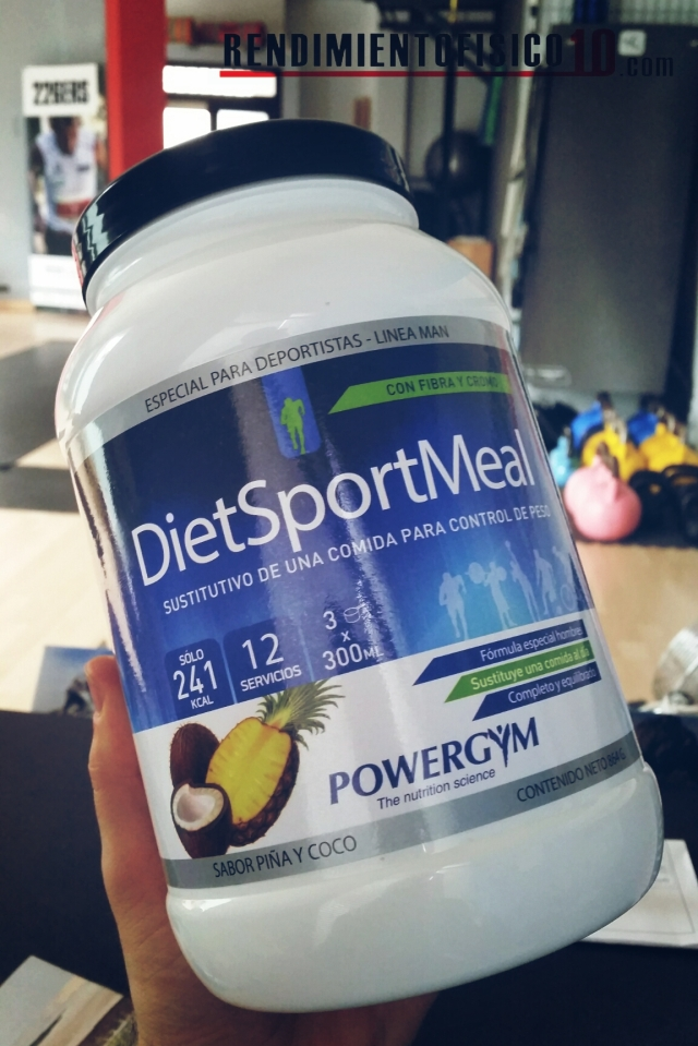 dietsportmeal de powergym