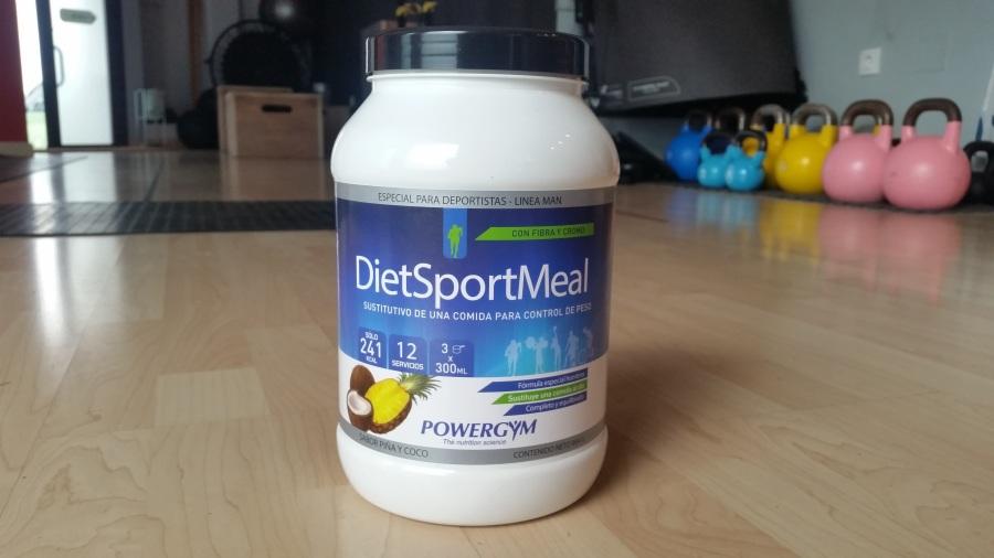 DietSportMeal de Powergym