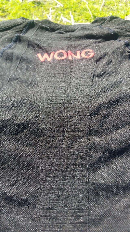 camiseta técnica monka de wong