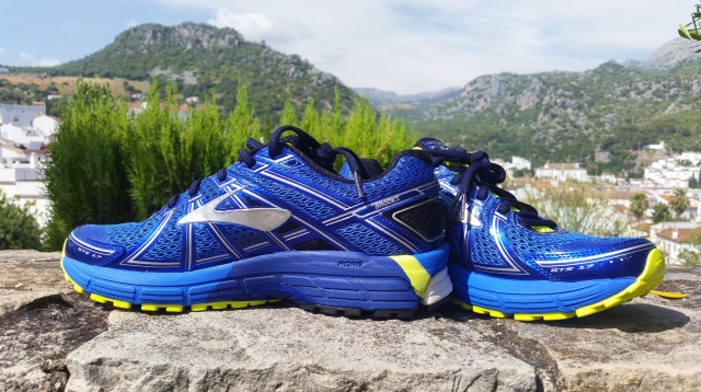 brooks adrenaline gts 17 review