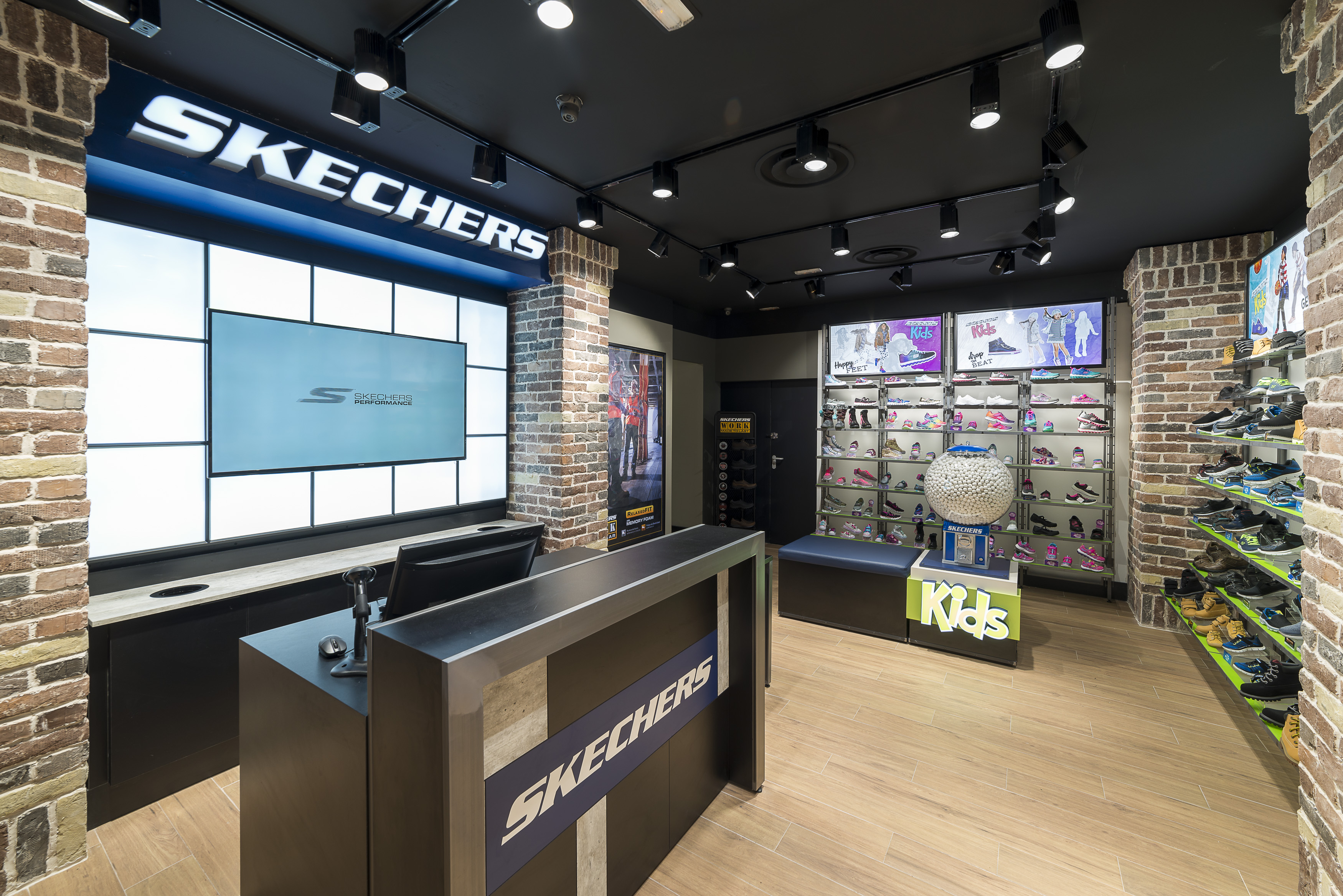 skechers en madrid