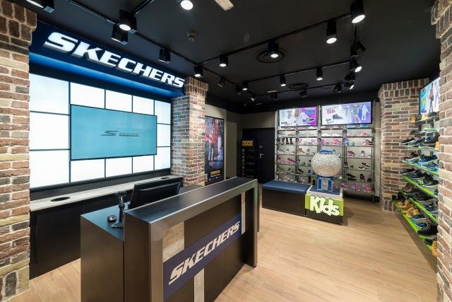 tienda skechers centro madrid