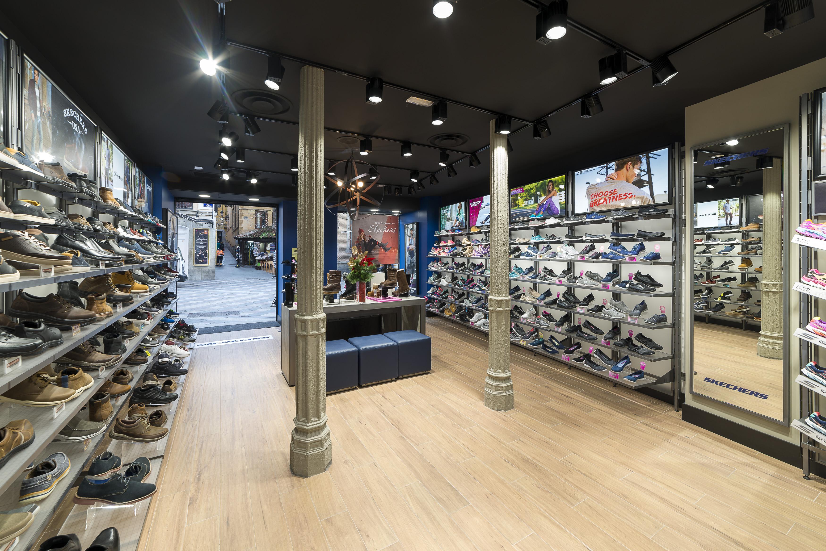 zapatillas skechers tiendas en madrid