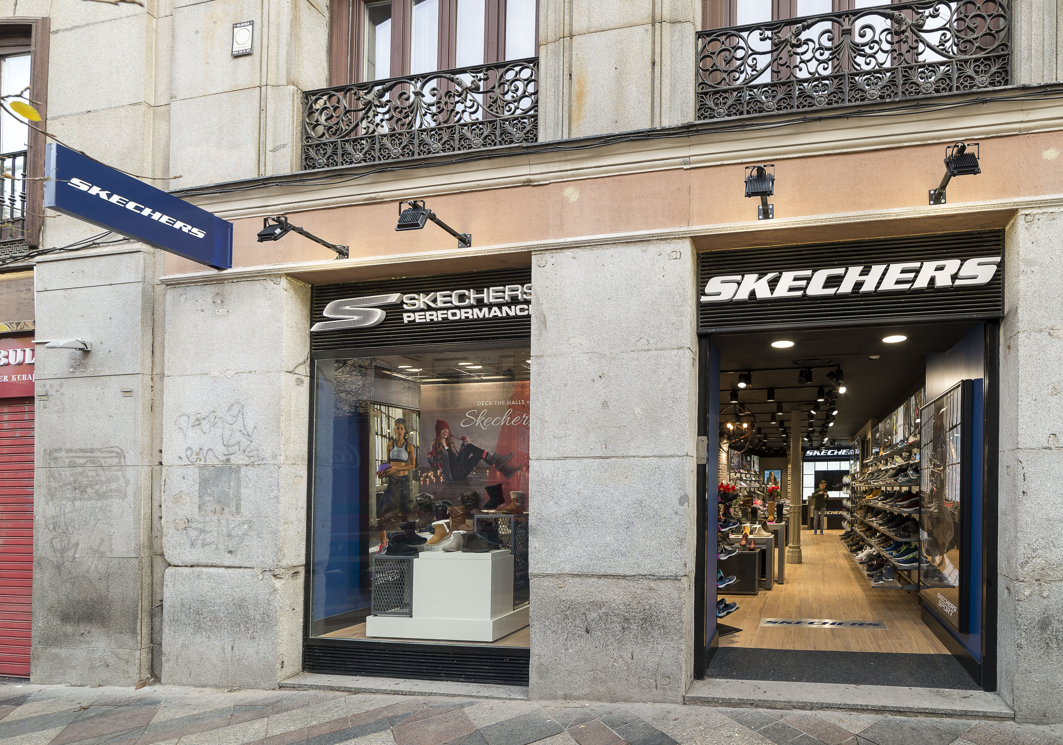 comprar skechers madrid